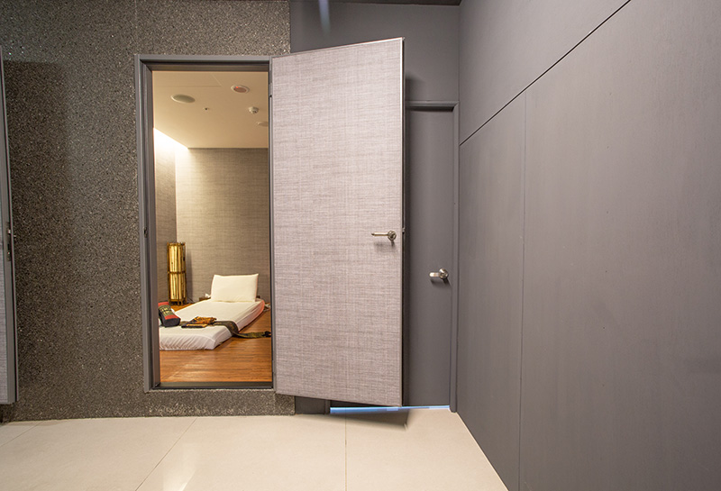 【B&B Soundproof Door】VILLA.LIKE - SPA