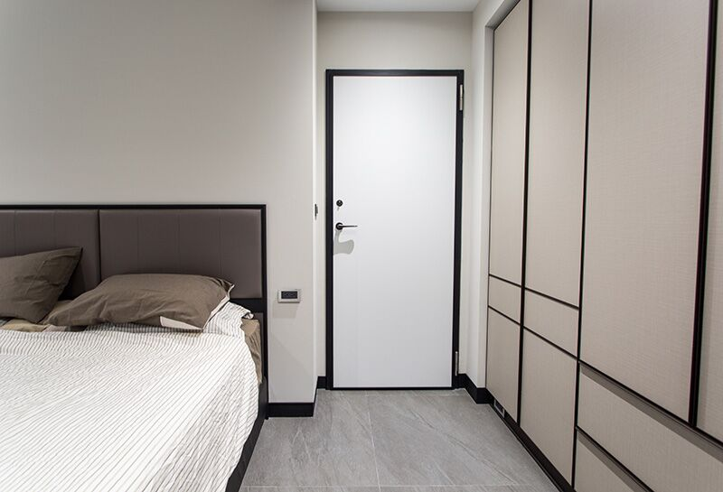 【Bedroom Soundproof Door】Residence of Huang-Taipei