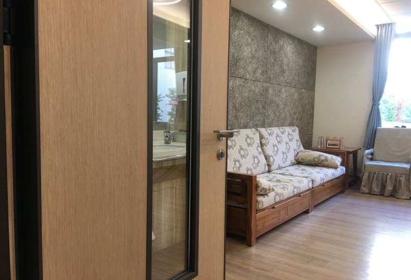 【180 Professional Soundproof Door】Kaohsiung Veterans General Hospital-Day Care Center for the Elderly