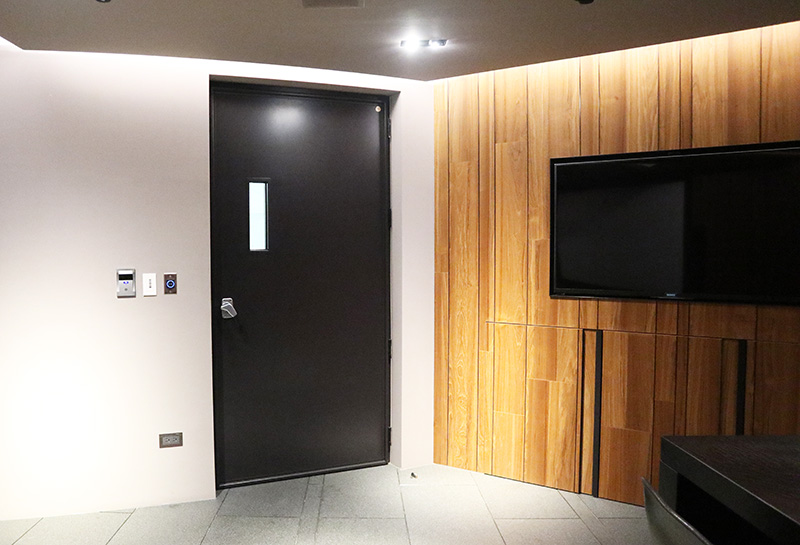 【180 Professional Soundproof Door】Horng-Chuan Construction-The Echoing Green- Gym / KTV room