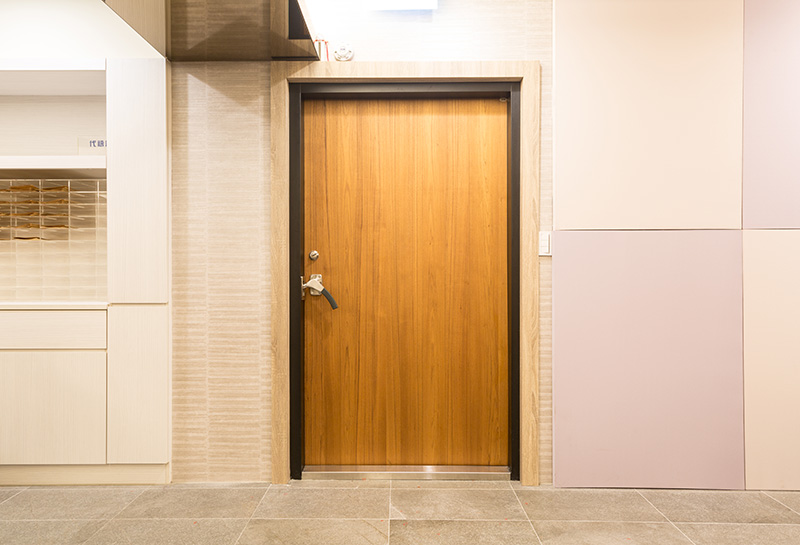 【180 Professional Soundproof Door-Church】Songjiang Road-Taipei