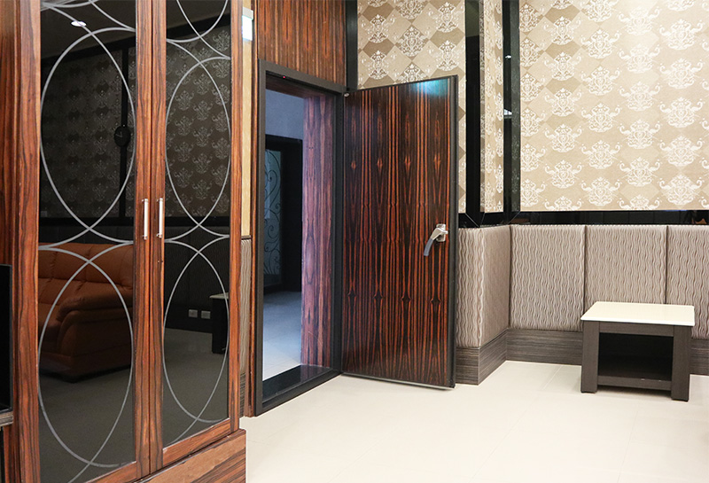 【180 Professional Soundproof Door】Dan-Shui He-Guang Construction He-Feng