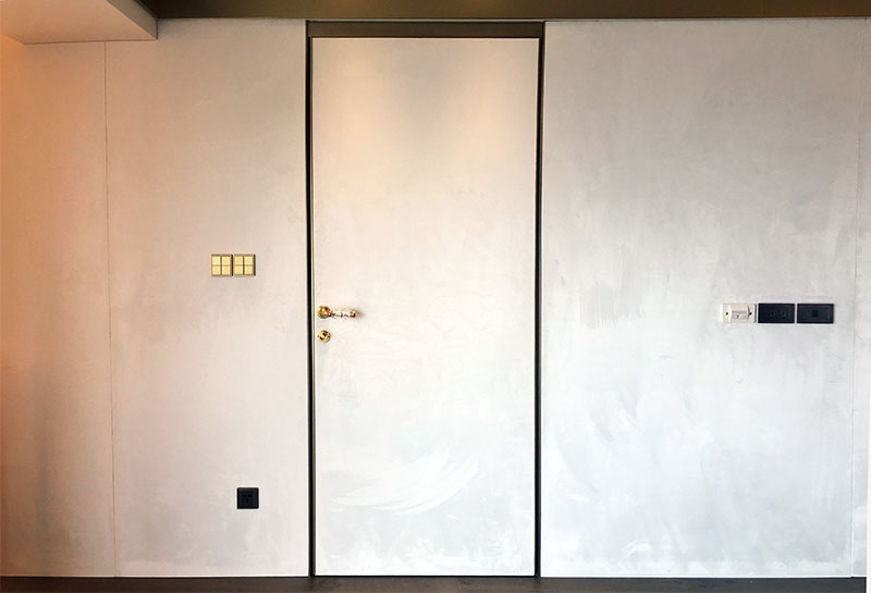 【Bedroom Soundproof Door】Daan District Taipei