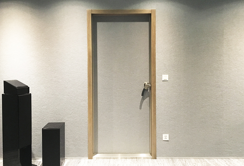 【180 Professional Soundproof Door】Dolby Sound Technology Company- Taipei