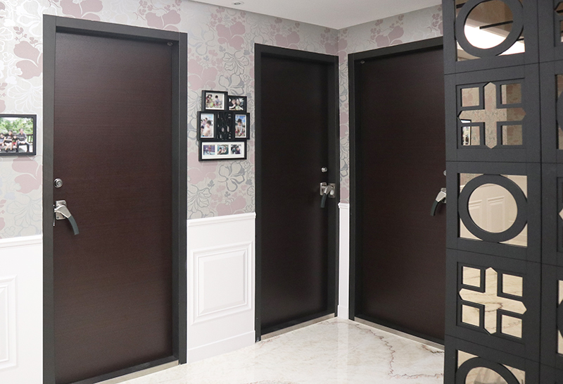 【180 Professional Soundproof Door】Residence of Chen- Taipei