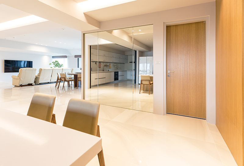 【Bedroom Soundproof Door】Residence of Chen- Taipei